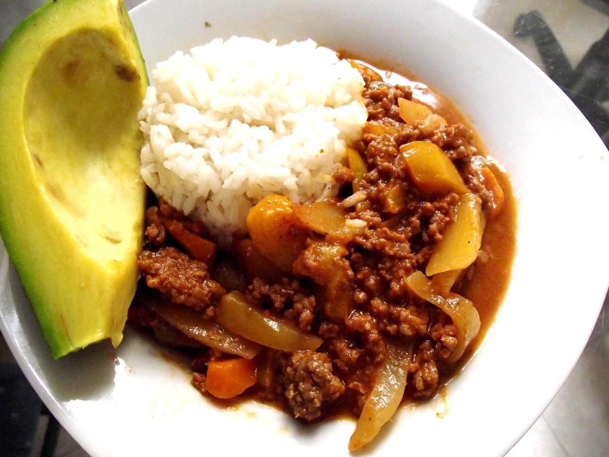 El arroz graneado y el arroz apastado  elfogoncitonet