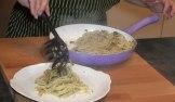 Espaguetis con Setas35