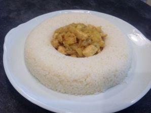 Arroz al Curry con Pollo01