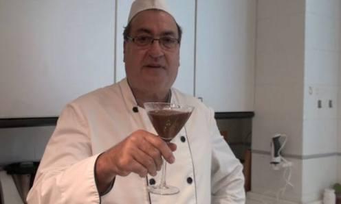 El forner y la Mousse de Chocolate