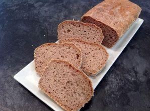 Pan de Molde free Gluten