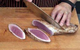 Solomillo de cerdo a la salsa Pedro Ximenez44