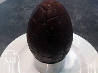 Huevo de Pascua de Chocolate sin Azúcar01