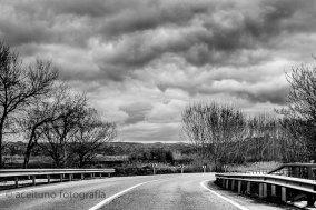 Carretera Ciempozuelos-Titulcia, marzo de 2015. Fotógrafo: Daniel Ramos.