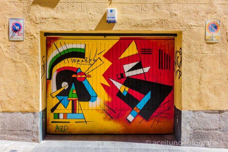 Vilma en Madrid, mayo de 2015. Fotógrafo: Daniel Ramos. Madrid centro.