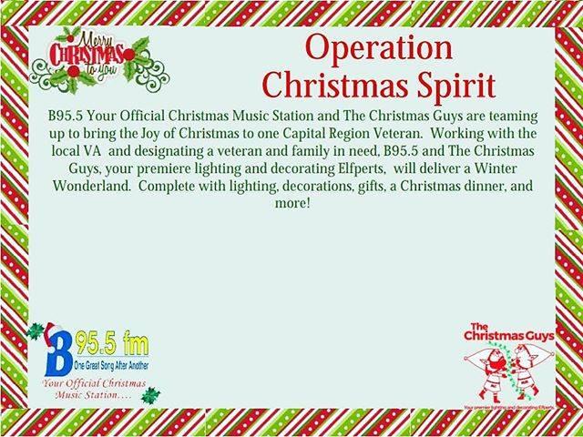 Christmas Music Radio Stations 2019.Operation Christmas Spirit Elfperts Decorating