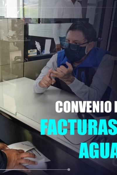 Convenio de pago para facturas pendientes Agua Quito EPMAPS