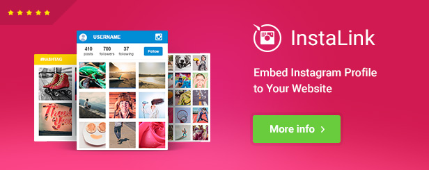 Instagram Feed - jQuery Plugin for Instagram 28