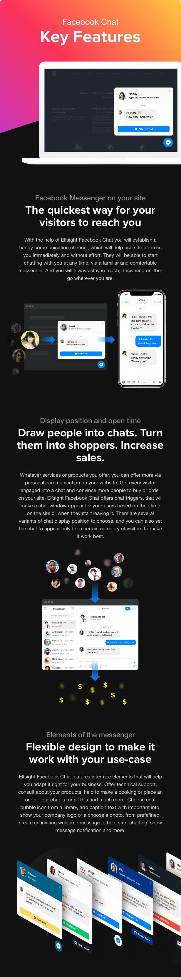 Facebook Chat - WordPress Facebook Chat plugin - 2