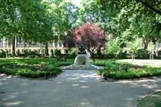 Travistock square