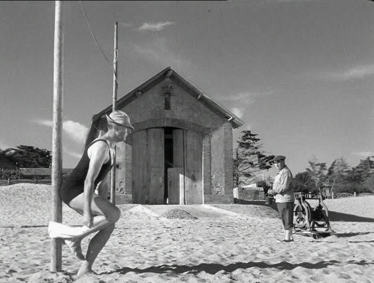 Las vacaciones de Monsieur Hulot9