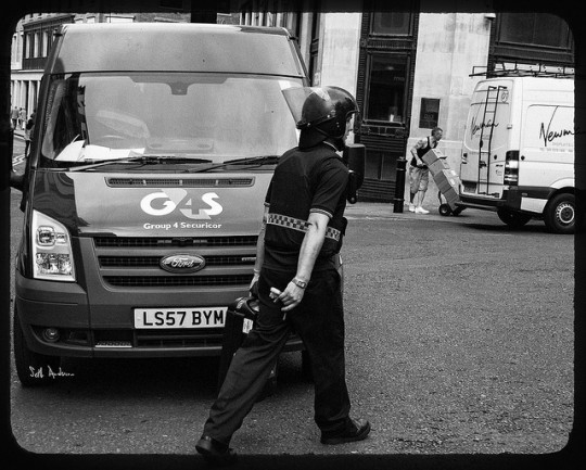 G4S: private sector employer