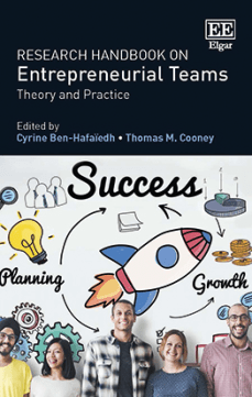 Book Cover: Research Handbook on Entrepreneurial Teams