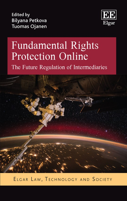 Fundamental Rights Protection Online Jacket