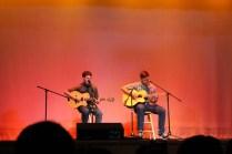 Zach Miller and Wylder Robison El Scorcho