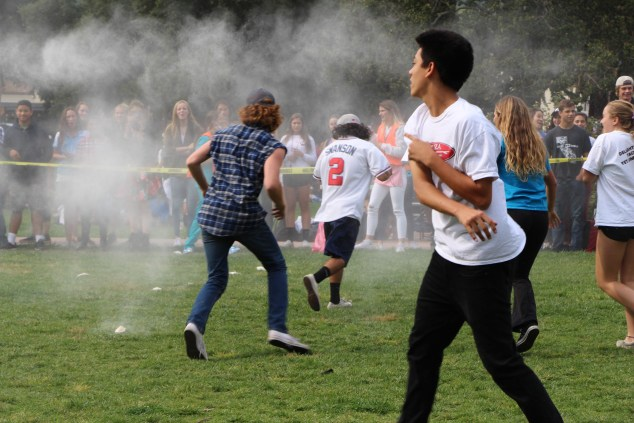 Juniors try to defend their title.