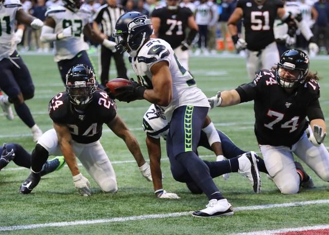 Seattle Seahawks vs. Atlanta Falcons