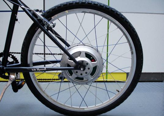 Greenwheel creada por el MIT