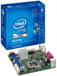 Intel DG41MJ