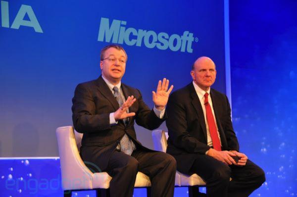 nokia cmd0091 Como se preveía: Nokia confirmó su alianza con Microsoft
