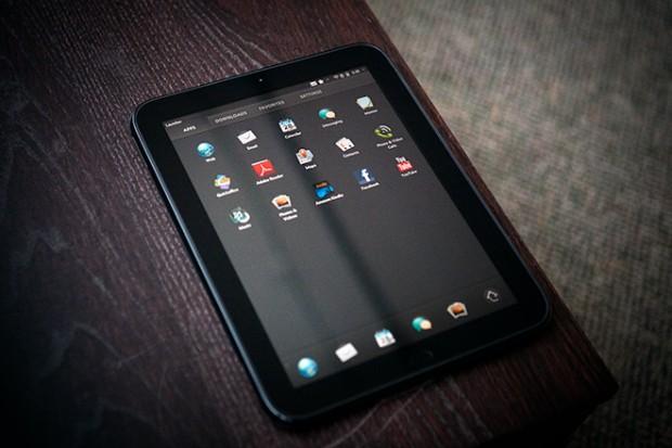 TouchPad 620x413 HP cancelará la producción de gadgets con webOS