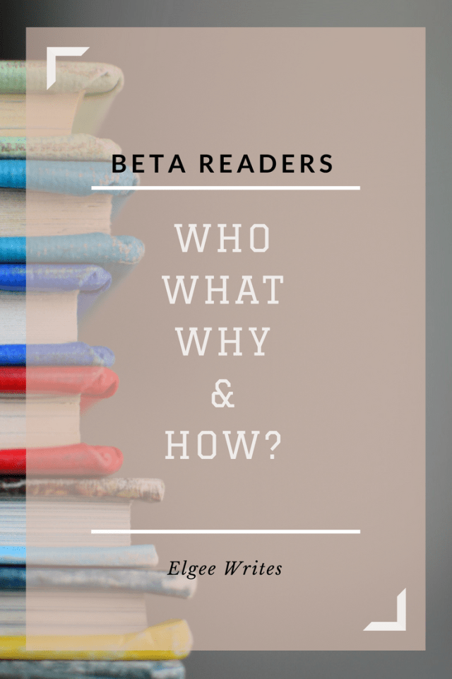 Beta Readers