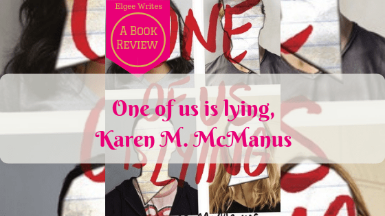 One of us is lying: A Book review