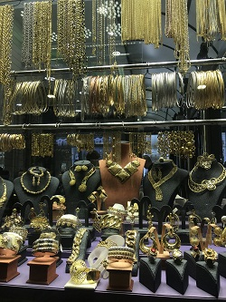 Gold souq jewel