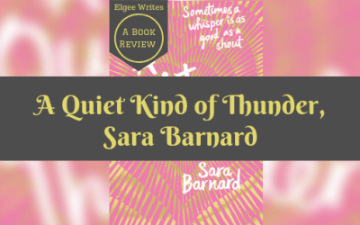 Book Review: A Quiet Kind of Thunder