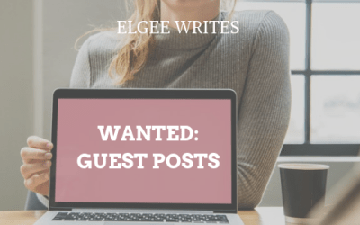 Wanted: Guest Posts related to Independent publishing world