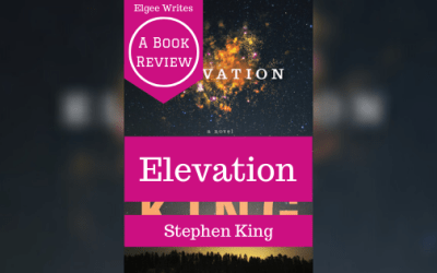 Elevation by Stephen King – A book review