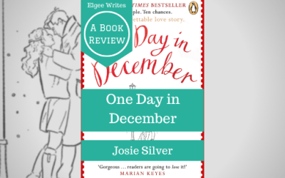 One day in December- A book review
