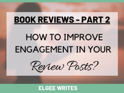 improve engagement in book review Cover