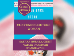 Convenience Store Woman review
