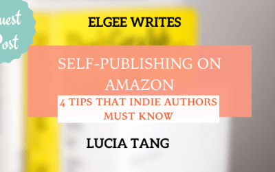 Self-Publishing on Amazon: 4 Tips for Indie Authors