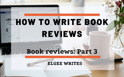 How to write book reviews – a guide