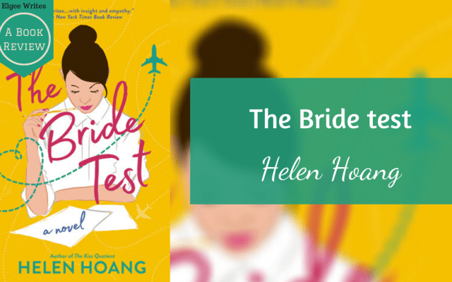 Bride test by Helen Hoang Feature