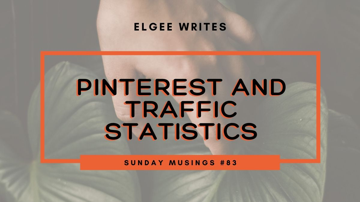 Featured image: Pinterest and traffic statistics