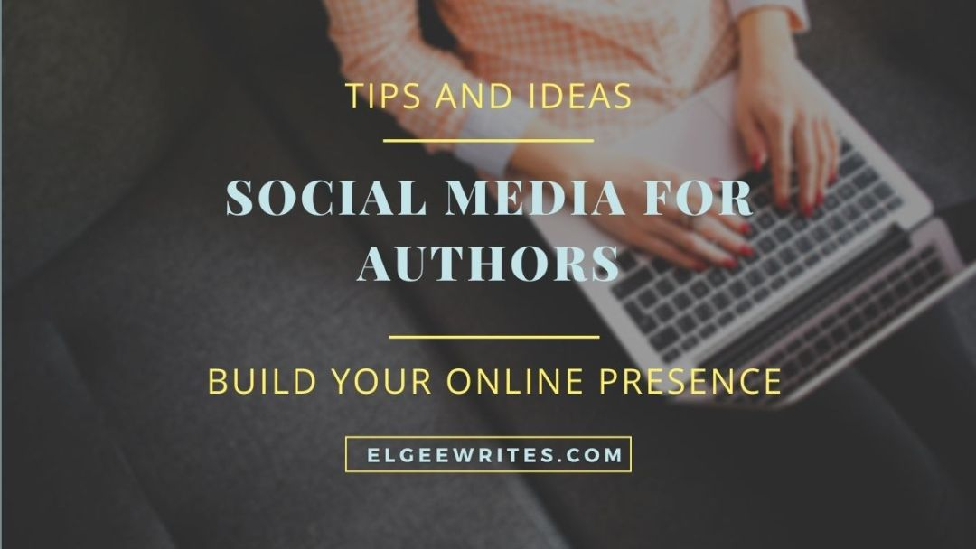 Social media for authors Featured