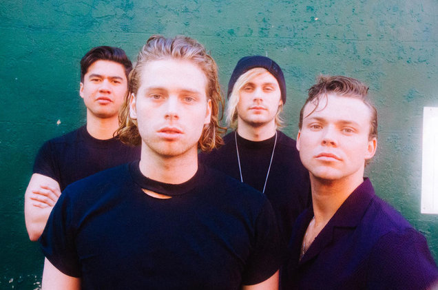 Madrid  se rinde a los pies de 5 Seconds of Summer