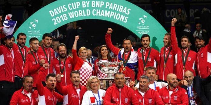 Croacia gana la última Copa Davis