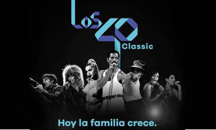 Prisa Radio sustituye M80 por Los40 Classic