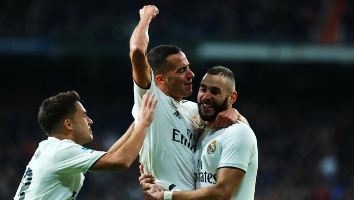 El Real Madrid de los jóvenes gana al Valencia