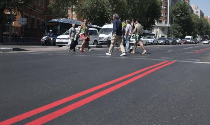 Madrid Central: las pymes caen y la EMT bate récords