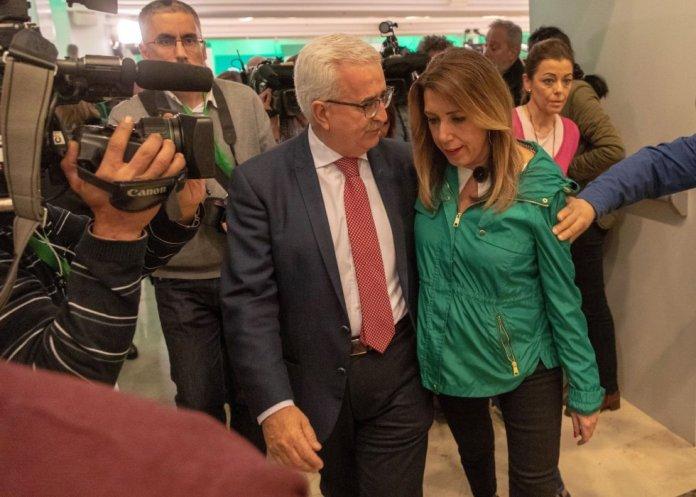 Elecciones andaluzas: Susana Díaz no puede formar gobierno y Vox coge fuerza