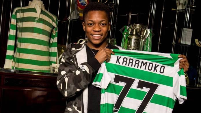 ¡Joven de 15 años firma con el Celtic de Glasgow!