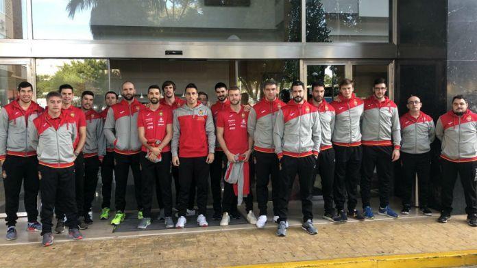 España empieza la preparación para el Mundial de balonmano