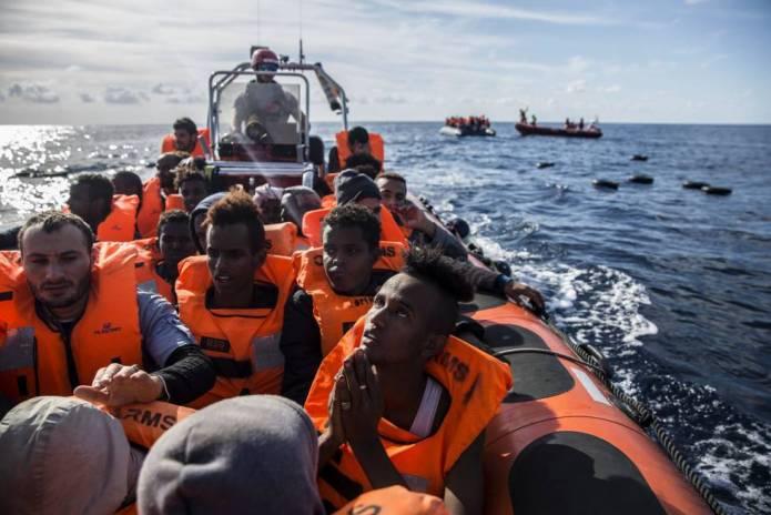 """Entre los rescatados del """"Open Arms"""" podrían encontrarse jóvenes víctimas de abusos y violaciones"""
