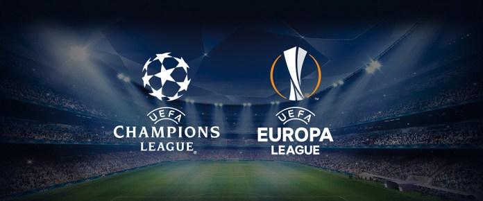 Los equipos españoles esperan suerte en Europa