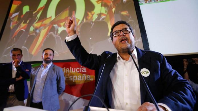 """Obtienen """"Vox"""" y voto en el Parlamento español"""
